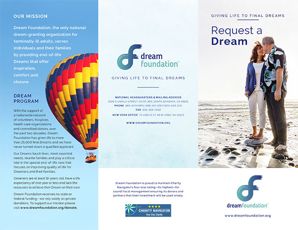 Adults Dream foundation