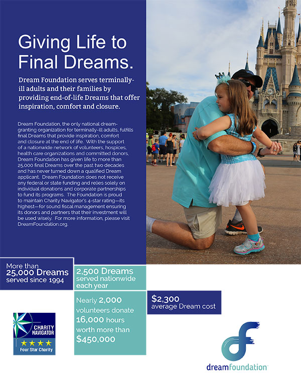 adults Dream foundation
